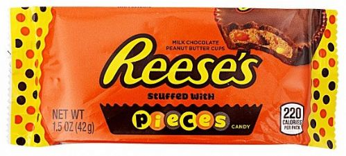 Reese's Peanut Butter Cups with Reese's Pieces (US)